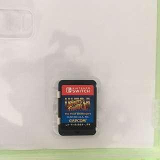 Switch Street Fighter II