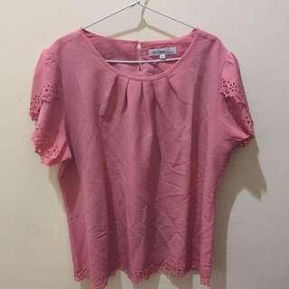 Preloved blouse St Yves