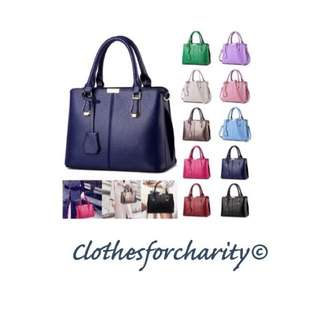 FREE POSTAGE Assorted Handbags $30.00 Each