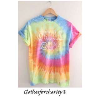 FREE POSTAGE chill Out Shirt - $15.00 Each