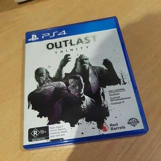 Outlast All 3 Versions