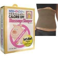 Calorie Off Massage Shaper (free size)