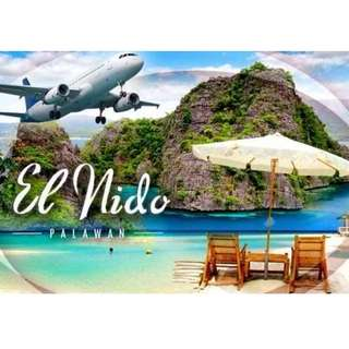 EL NIDO AND PUERTO PRINCESA 4D3N COMBINED TOUR PACKAGE ALL IN!!!