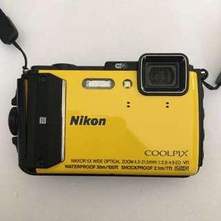 Nikon Coolpix AW130
