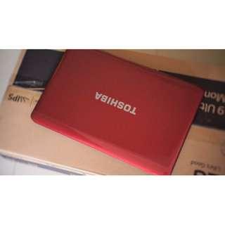 notebook 手提電腦 TOSHIBA 東芝 L750-C09R15寸 筆記本電腦