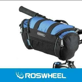 🆕🆕Roswheel Bicycle handlebar bag