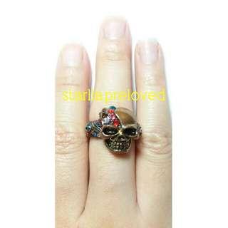 Pretty Skull Ring