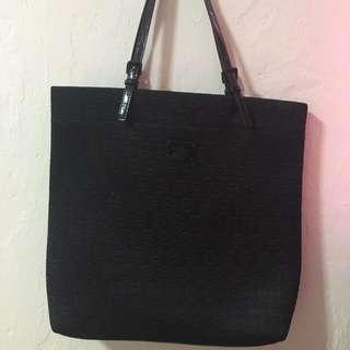 MK Tote Bag Black