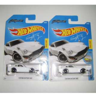 Hot Wheels JDM Set Custom Datsun 240 Z Fuguz
