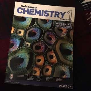 Heinemann Chemistry VCE units 1&2