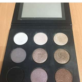 make up forever artist eyeshadows