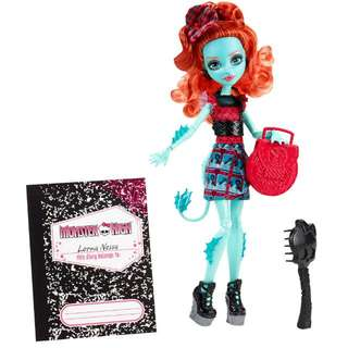 WTB Monster High Doll Lorna Mcnessie