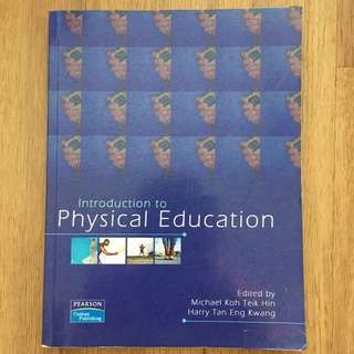Introduction To Physical Education