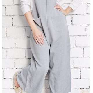 Aus-sa Oversized Jumpsuit
