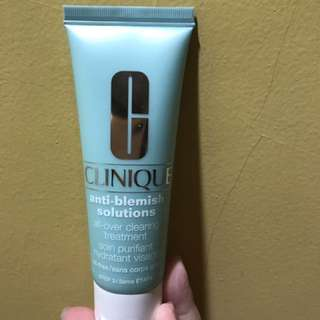 Clinique Acne Moisturizer