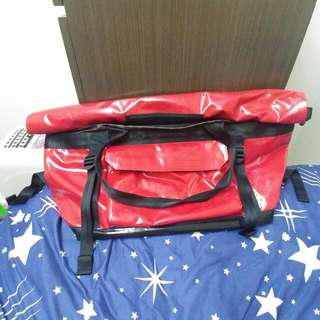 Porter紅色大袋