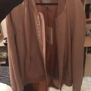 Size 14 Witchery Bomber Jacket