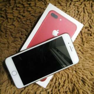 iPhone 7 Plus RED PRODUCT