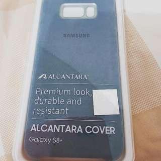 Alcantara Hardcase For Samsung Galaxy S8+