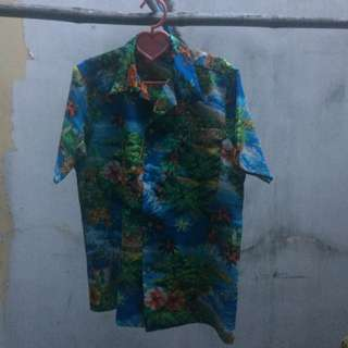 Hawaiian Shirt Size M
