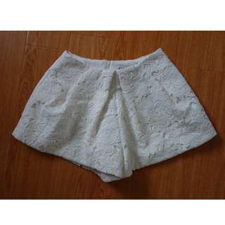 🆕Keepsake lace shorts