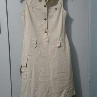 Army Style Dress