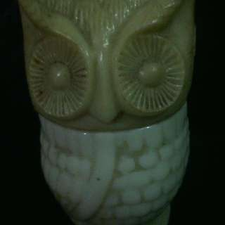 Vintage Avon Owl Porcelain