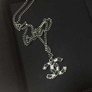 Chanel Necklace 可較長短