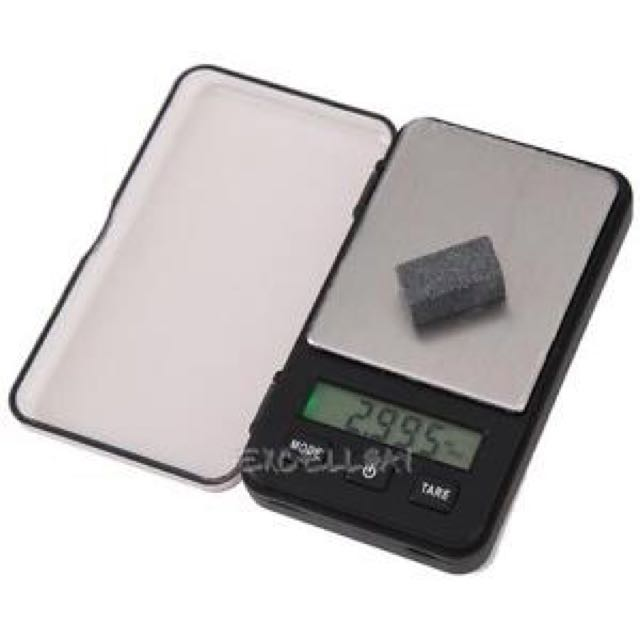 200g /0.01g Mini Digital LCD Display Balance Weight Pocket Jewelry Scale