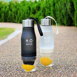 New 2017 650ml Water Bottle