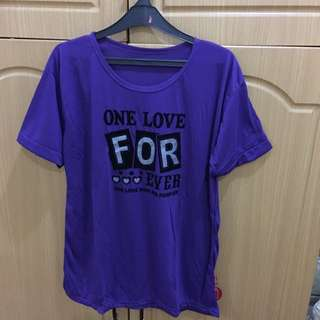 Girl's T-shirt / Kaos Gaul All Size Buat Santai