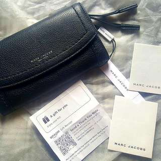 Marc Jacobs Pure Leather Wallet