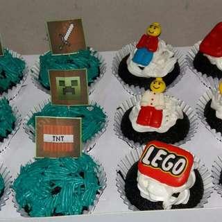 Super Moist Choco Cupcakes