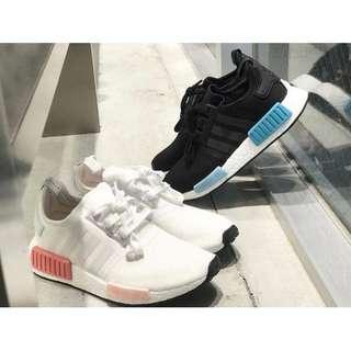 Adidas NMD X R1 White Rose / Ice Blue