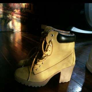 London Rebel Naipalm Ankle Boots