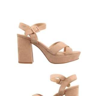 Tan Heels