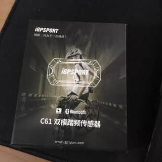 C61 igpsport Cadence