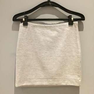 🛍H&M棉質運動短裙
