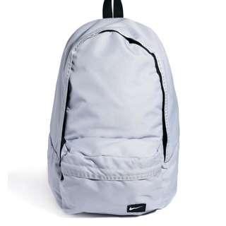 Grey Nike Backpack