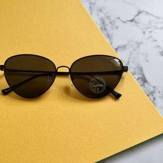 Black Cateye Sunglasses Eyewear
