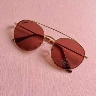 Pink Sunglasses Eyewear
