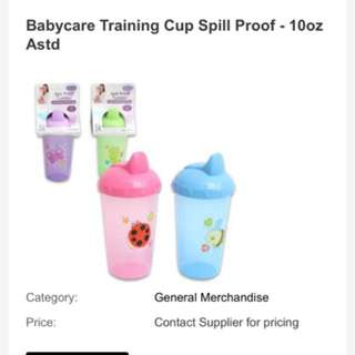 Spill Proof Tumbler ( Babycare)