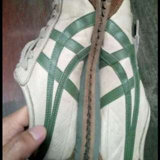 Onitsuka Tiger Mexico66 Beige Green