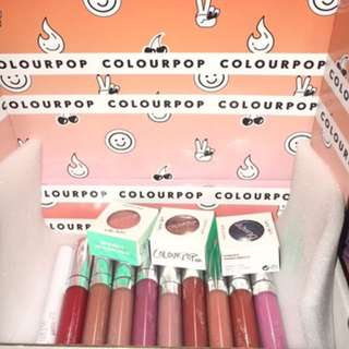 Colourpop Super Shock Eyeshadow - Tea Party