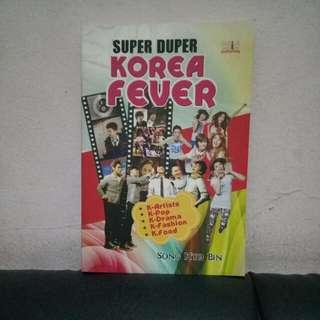 Buku Korea Fever