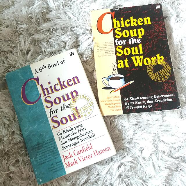 2 Books For 79rb