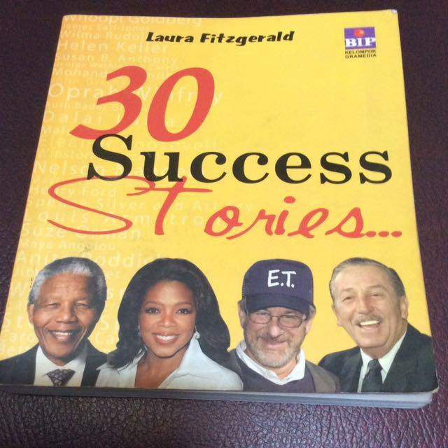 30 Success Stories