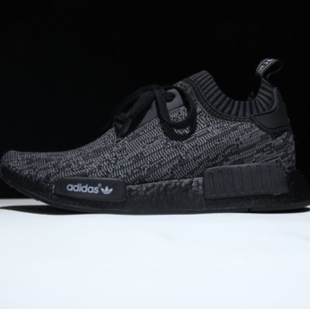 3ace0b7e3 ADIDAS Original Boost NMD PITCH BLACK