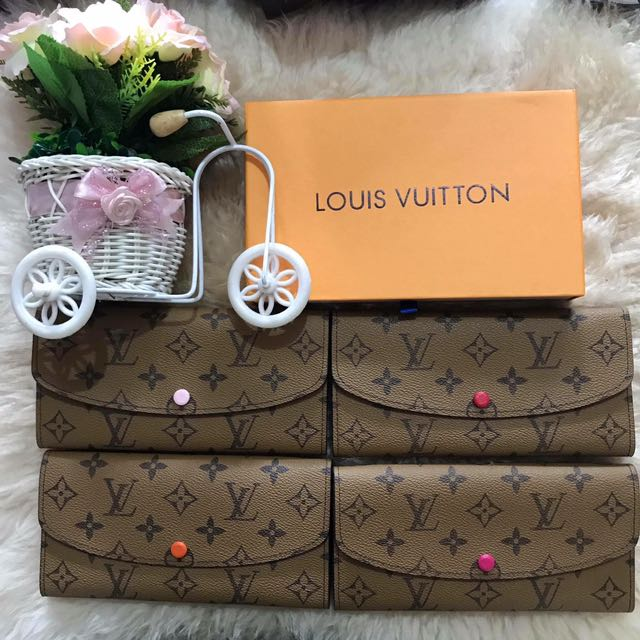 a4d9f7c908e0 Affordable Lv Wallet Authentic Overrun Quality