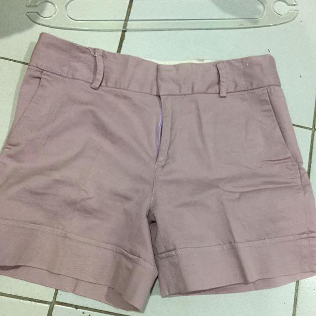 Arnessio Soft Pink Shorts